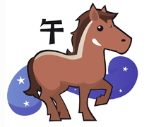 Chinese Horoscope Horse