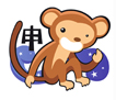 Chinese Horoscope for Monkey