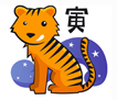 Chinese Horoscope for Tiger