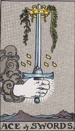 Tarot Card: Ace of Swords