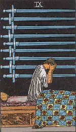 Tarot Card: Nine of Swords