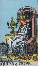 Tarot Card: Queen of Cups