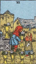 Tarot Card: Six of Cups