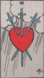 Tarot Three Swords
