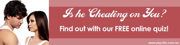 is my boyfriend a cheater quiz